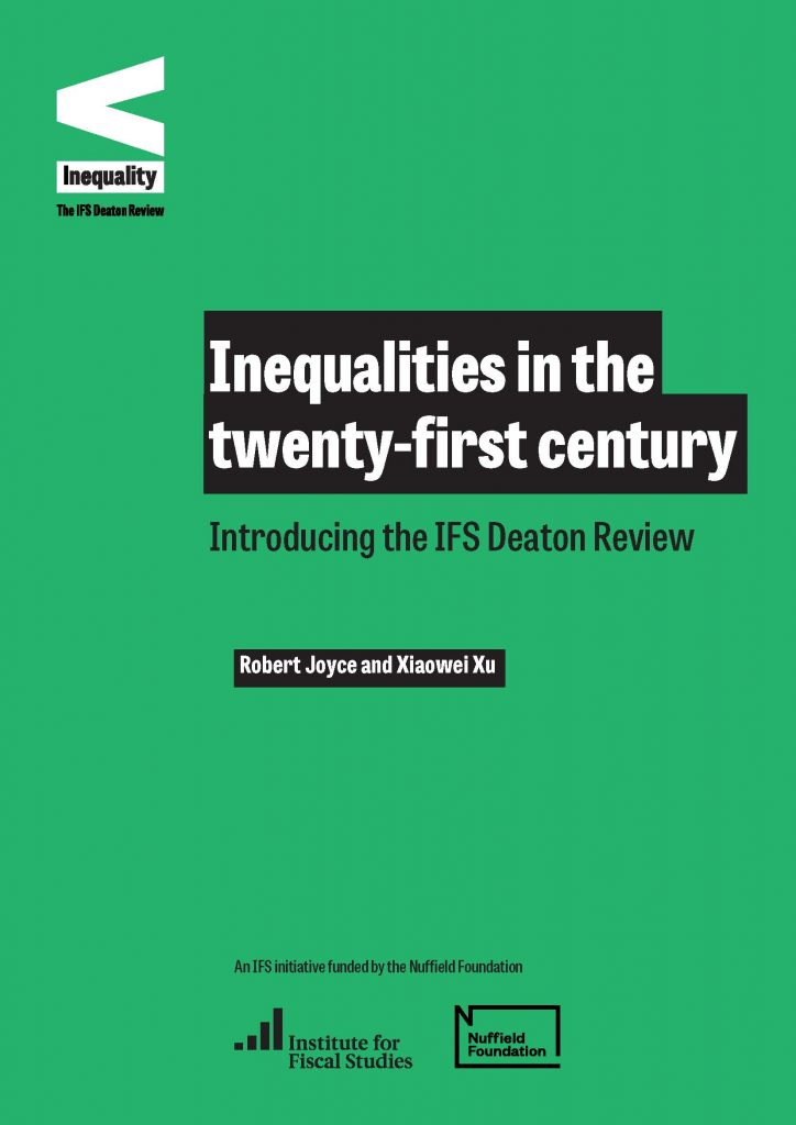 Inequalities_The_IFS_Deaton_Review