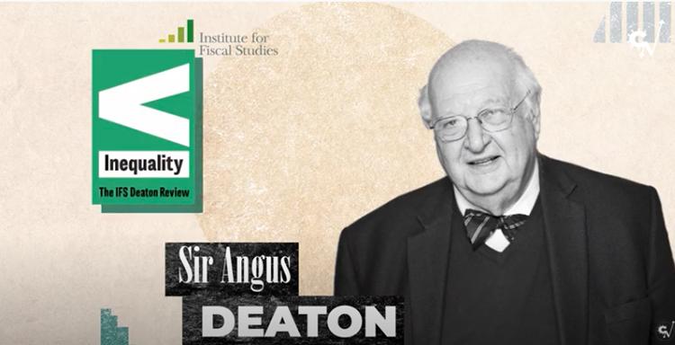 Angus Deaton on CoronaNomics