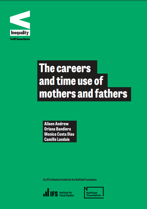 Careers-and-time-use-mothers-fathers-cover