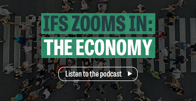 IFS Zooms in podcast
