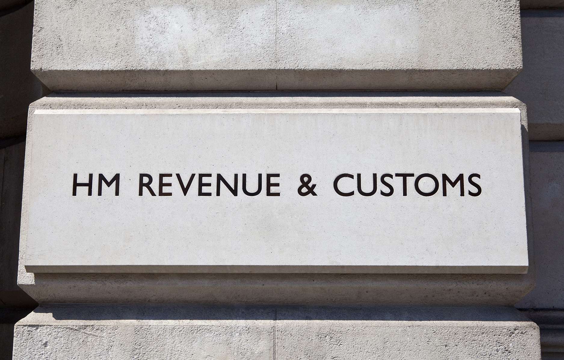 Image of HM Revenue and Customs building